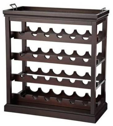 Client-designed Wine Rack