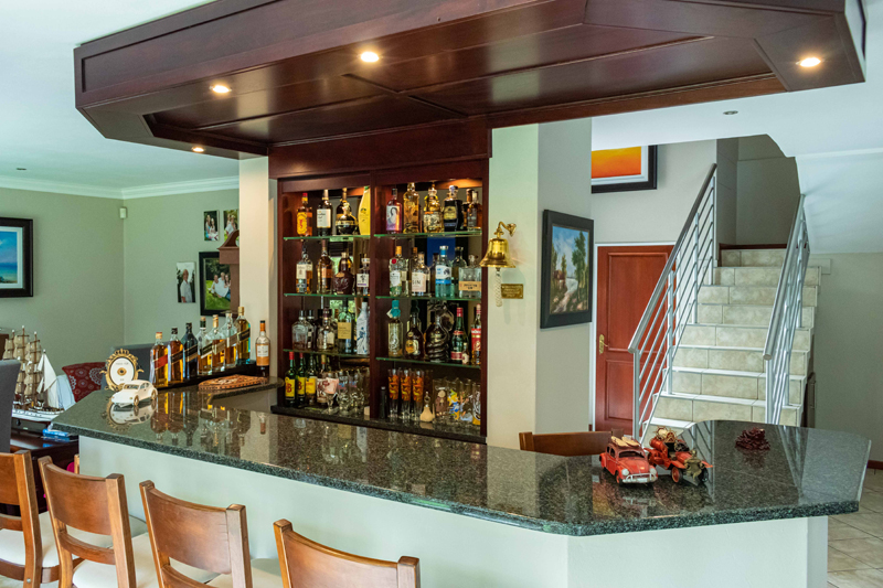 Rustenburg Stone Bar